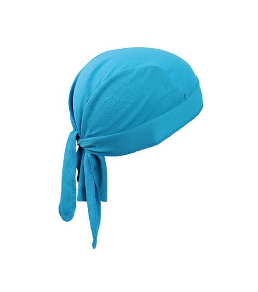 Czapka MB6530 Functional Bandana Hat - 6530_turquoise_MB - Kolor: Turquoise