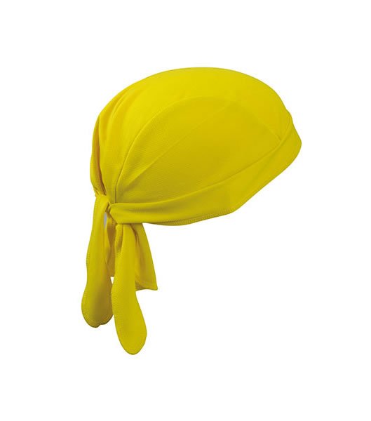 Czapka MB6530 Functional Bandana Hat - 6530_yellow_MB - Kolor: Yellow