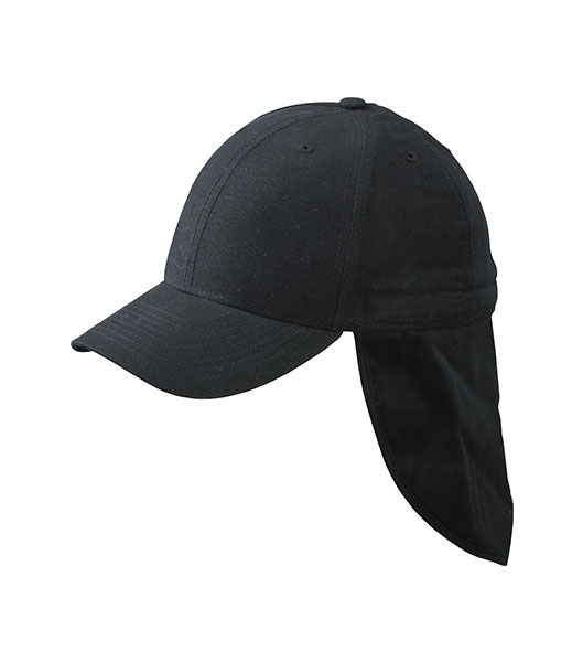 Czapka MB6546 Legionnaire Cap - 6546_black_MB - Kolor: Black