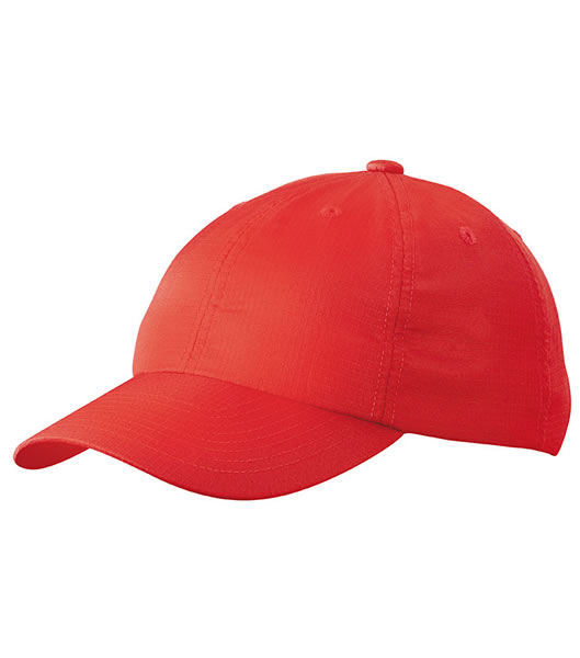 Czapka MB610 Coolmax Cap - 610_red_MB - Kolor: Red