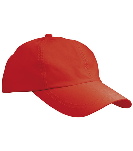 Czapka MB6116 6 Panel Outdoor-Sports-Cap - 6116_red_MB - Kolor: Red