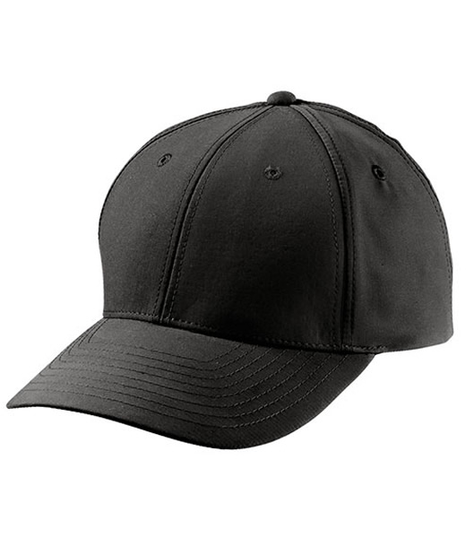 Czapka MB6135 6 Panel Polyester Peach Cap - 6135_black_MB - Kolor: Black