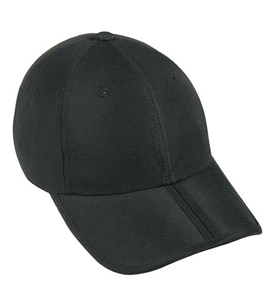 Czapka MB6155 Pack-a-Cap - 6155_black_MB - Kolor: Black