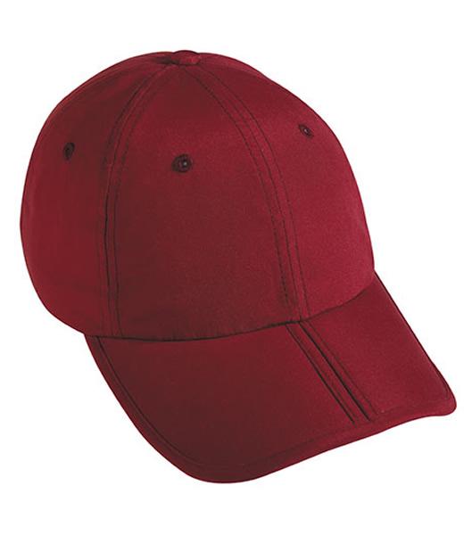 Czapka MB6155 Pack-a-Cap - 6155_burgundy_MB - Kolor: Burgundy