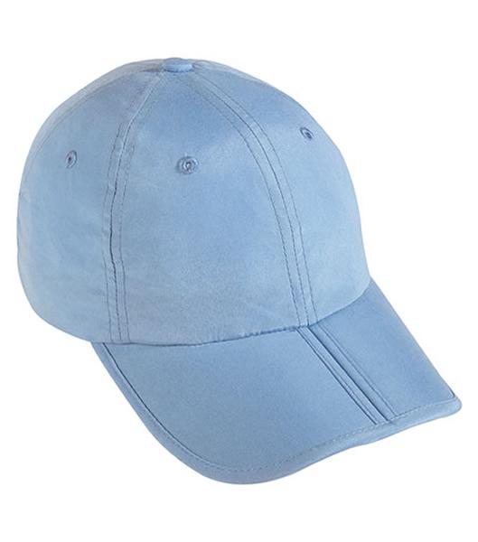 Czapka MB6155 Pack-a-Cap - 6155_light_blue_MB - Kolor: Light blue