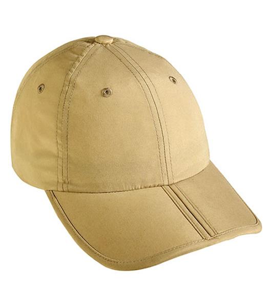 Czapka MB6155 Pack-a-Cap - 6155_light_khaki_MB - Kolor: Light khaki