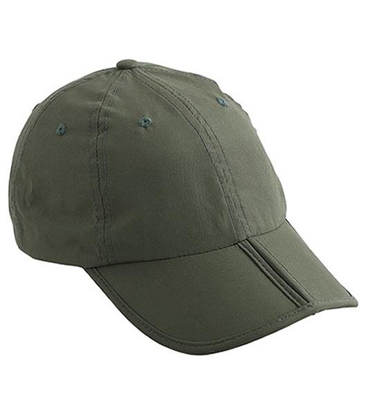 Czapka MB6155 Pack-a-Cap - 6155_olive_MB - Kolor: Olive