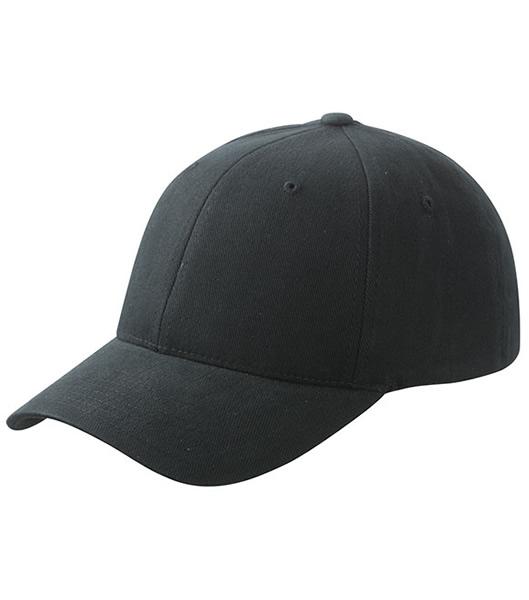 Czapka MB6186 coldblack Flexfit Cap  - 6186_black_MB - Kolor: Black