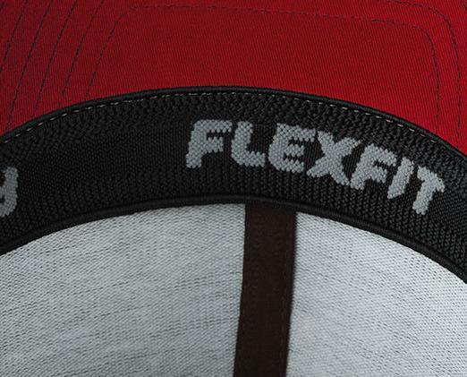 Czapka MB6186 coldblack Flexfit Cap  - 6186_detale_MB - Kolor: Red