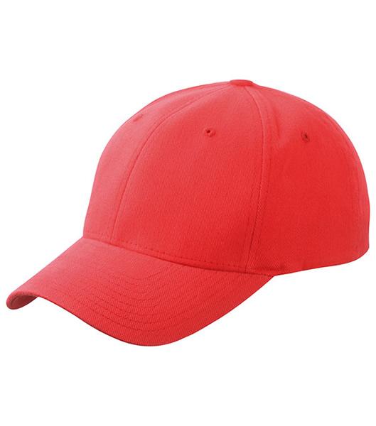 Czapka MB6186 coldblack Flexfit Cap  - 6186_red_MB - Kolor: Red