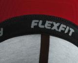 Czapka MB6186 coldblack Flexfit Cap  - 6186_detale_MB Red