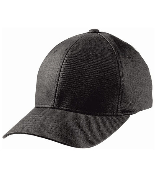 Czapka MB6181 Oryginal Flexfit Cap - 6181_black_MB - Kolor: Black