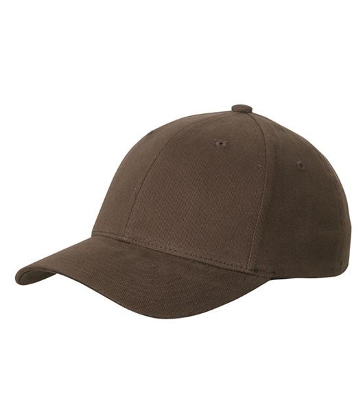 Czapka MB6181 Oryginal Flexfit Cap - 6181_dark_brown_MB - Kolor: Dark brown