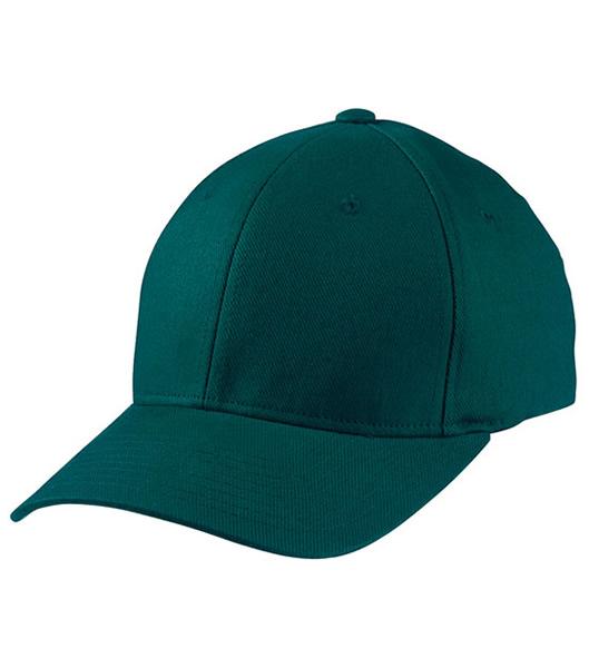 Czapka MB6181 Oryginal Flexfit Cap - 6181_dark_green_MB - Kolor: Dark green