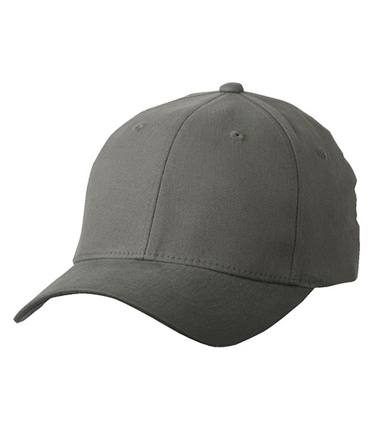 Czapka MB6181 Oryginal Flexfit Cap - 6181_dark_grey_MB - Kolor: Dark grey