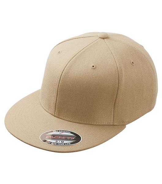 Czapka MB 6184 Flexfit Flatpeak Cap - 6184_khaki_MB - Kolor: Khaki