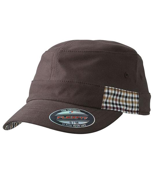 Czapka MB6188 Flexfit Army Cap - 6188_brown_MB - Kolor: Brown
