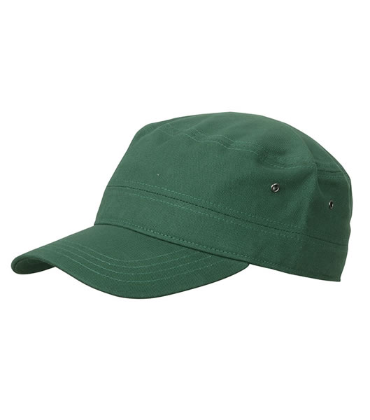 Czapka MB095 MILITARY CAP - 095_dark_green_MB - Kolor: Dark green