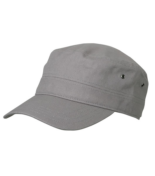 Czapka MB095 MILITARY CAP - 095_dark_grey_MB - Kolor: Dark grey