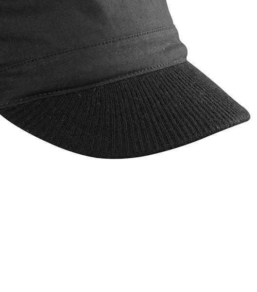 Czapka MB6540 Army Cap - 6540_detale_MB - Kolor: Black
