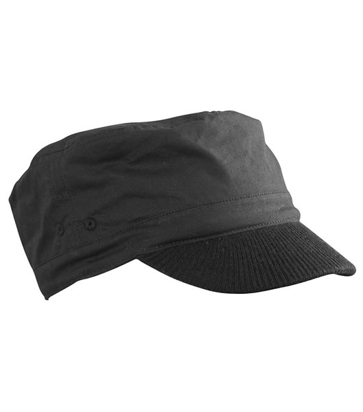 Czapka MB6540 Army Cap - 6540_black_MB - Kolor: Black