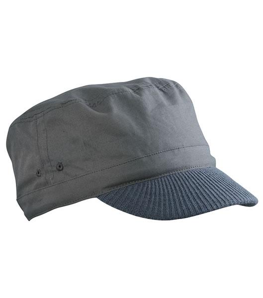 Czapka MB6540 Army Cap - 6540_grey_MB - Kolor: Grey