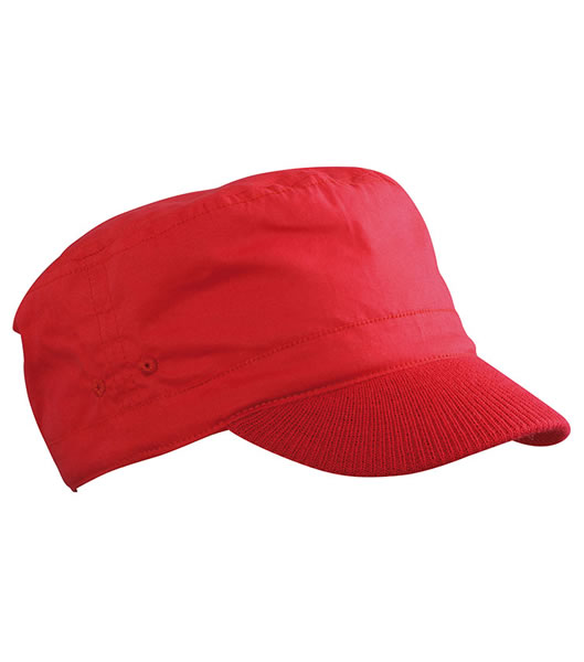 Czapka MB6540 Army Cap - 6540_red_MB - Kolor: Red