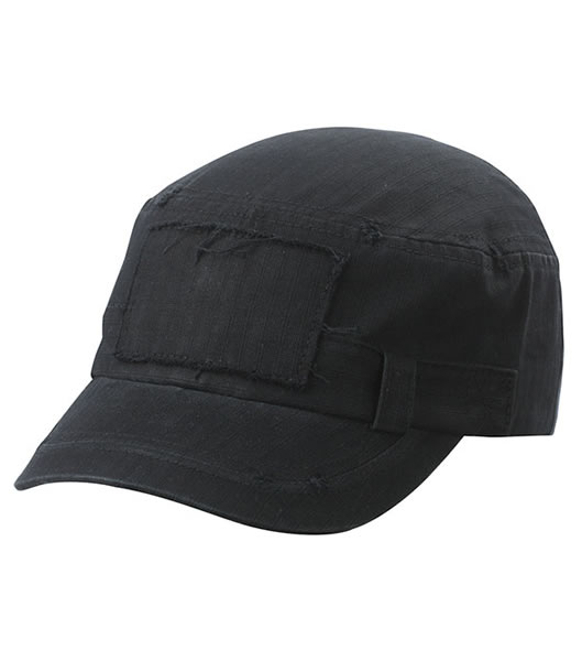 Czapka MB6518 Badge Military Cap - 6518_black_MB - Kolor: Black