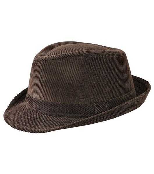 Czapka MB6539 Cord Hat - 6539_brown_MB - Kolor: Brown