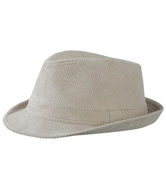 Czapka MB6539 Cord Hat - 6539_light_khaki_MB - Kolor: Light khaki