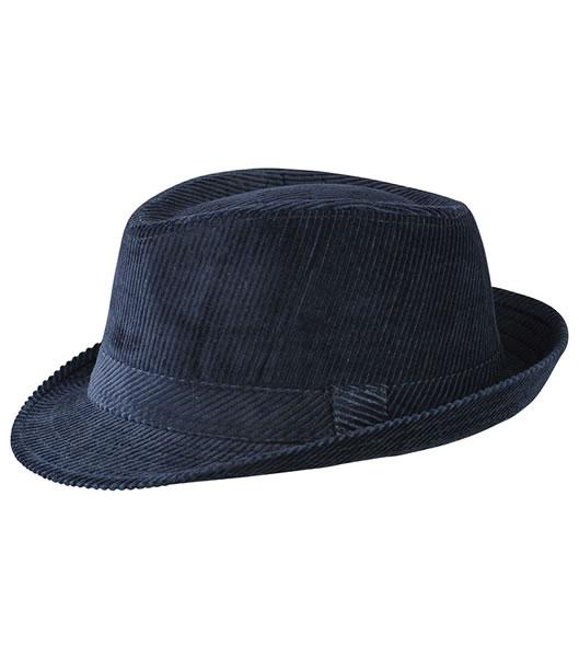 Czapka MB6539 Cord Hat - 6539_navy_MB - Kolor: Navy