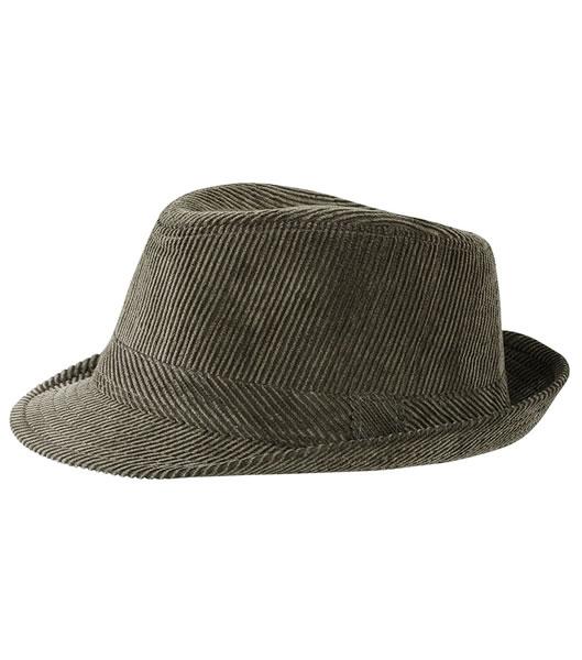 Czapka MB6539 Cord Hat - 6539_olive_MB - Kolor: Olive