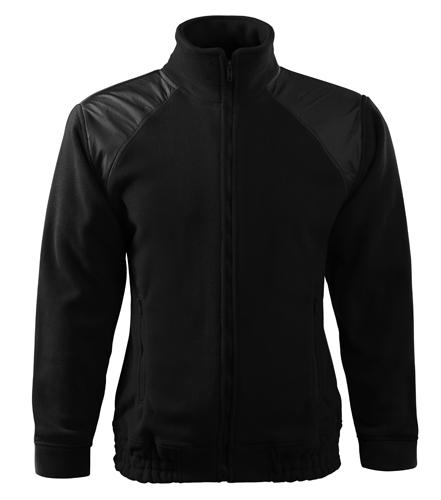 Bluzy polarowe A 506 unisex Hi-Q  - 506_01_A - Kolor: Czarny