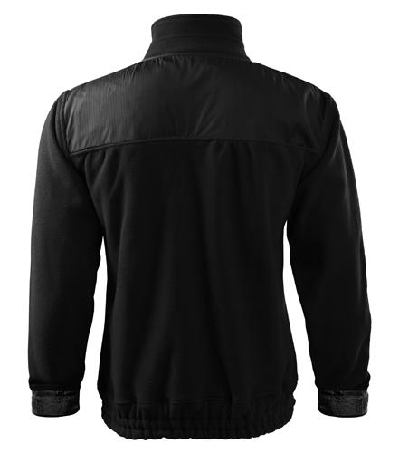 Bluzy polarowe A 506 unisex Hi-Q  - 506_01_B - Kolor: Czarny
