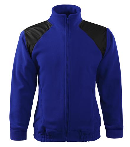 Bluzy polarowe A 506 unisex Hi-Q  - 506_05_A - Kolor: Chabrowy