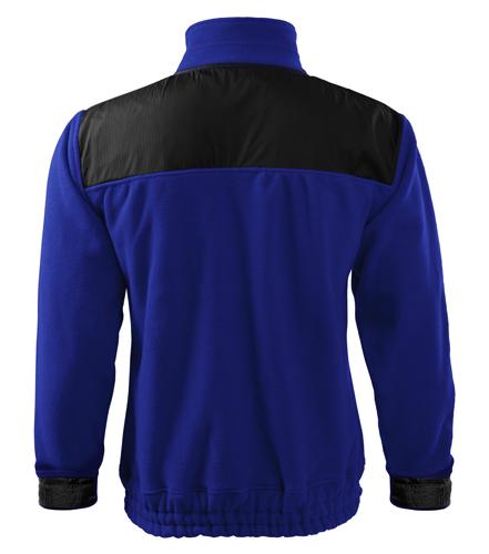 Bluzy polarowe A 506 unisex Hi-Q  - 506_05_B - Kolor: Chabrowy