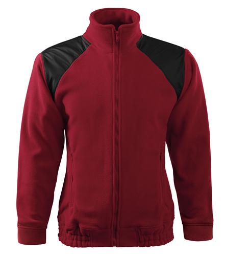 Bluzy polarowe A 506 unisex Hi-Q  - 506_23_A - Kolor: Marlboro Czerwony
