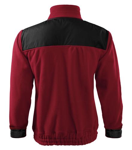 Bluzy polarowe A 506 unisex Hi-Q  - 506_23_B - Kolor: Marlboro Czerwony