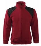 Bluzy polarowe A 506 unisex Hi-Q  - 506_23_A Marlboro Czerwony