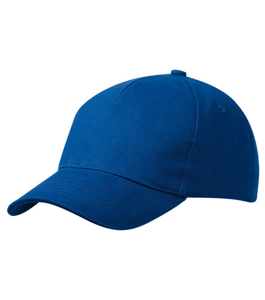 Czapka MB092 5 Panel Cap heavy Cotton  - 092_royal_MB - Kolor: Royal