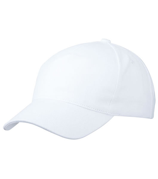 Czapka MB092 5 Panel Cap heavy Cotton  - 092_white_MB - Kolor: White