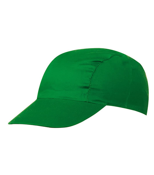 Czapka MB003 3 Panel Promo Cap - 003_green_MB - Kolor: Green