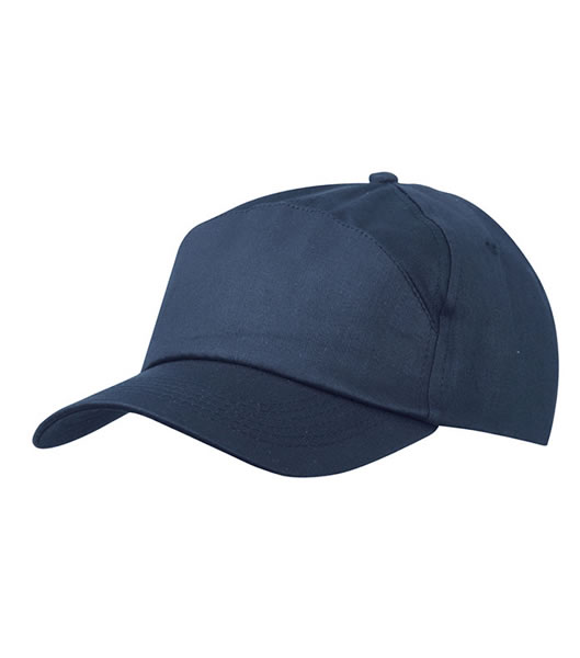 Czapka MB005 7 Panel Promo Cap - 005_navy_MB - Kolor: Navy