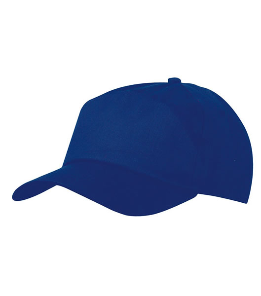 Czapka MB005 7 Panel Promo Cap - 005_royal_MB - Kolor: Royal