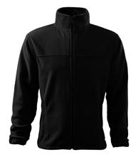 Bluzy polarowe A 501 JACKET 280 - 501_01 - Kolor: Czarny