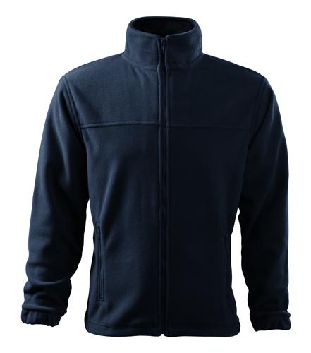 Bluzy polarowe A 501 JACKET 280 - 501_02 - Kolor: Granatowy