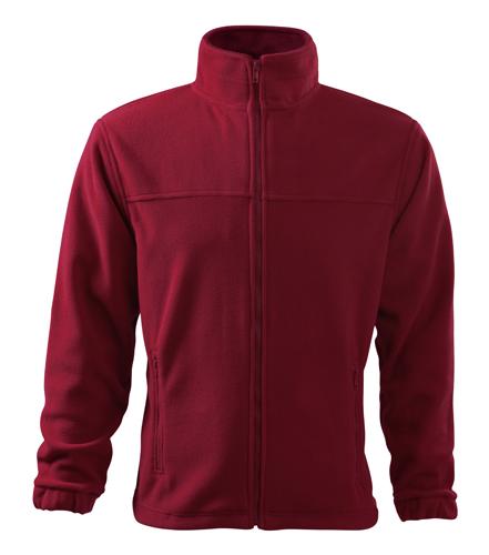 Bluzy polarowe A 501 JACKET 280 - 501_23 - Kolor: Marlboro Czerwony