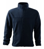 Bluzy polarowe A 501 JACKET 280 - 501_02 Granatowy