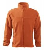 Bluzy polarowe A 501 JACKET 280 - 501_11 Pomarańczowy
