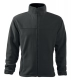 Bluzy polarowe A 501 JACKET 280 - 501_36 Stalowy